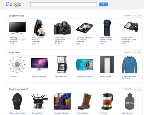 Google Shopping wird kostenpflichtig